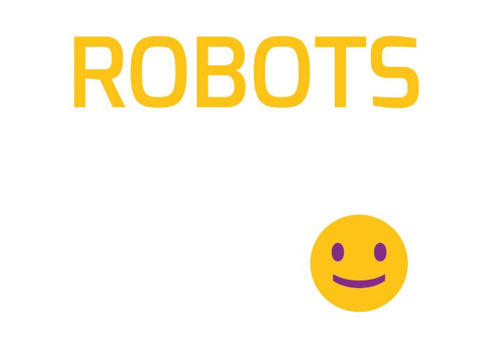 robots that make you smile
